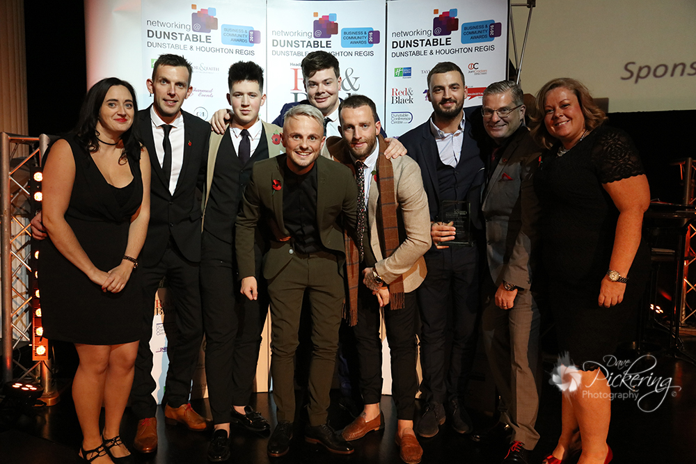 Retailer Winner - Gents Barbering