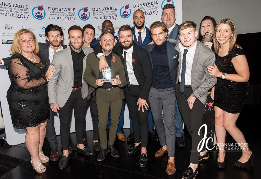 New Business of the Year - Perfect Personalised Parties & Gent's Barbering
