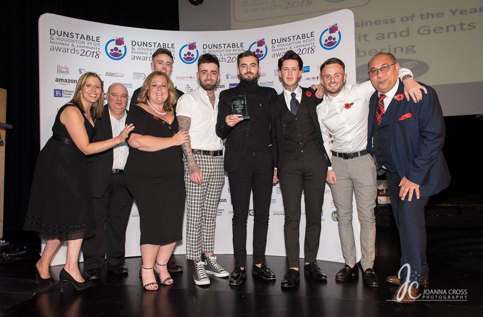 Business of the Year - Gents Barbering