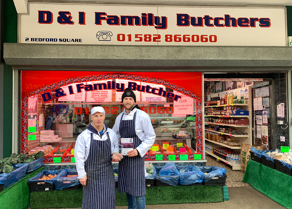 Retailer of the Year - D & I Butchers