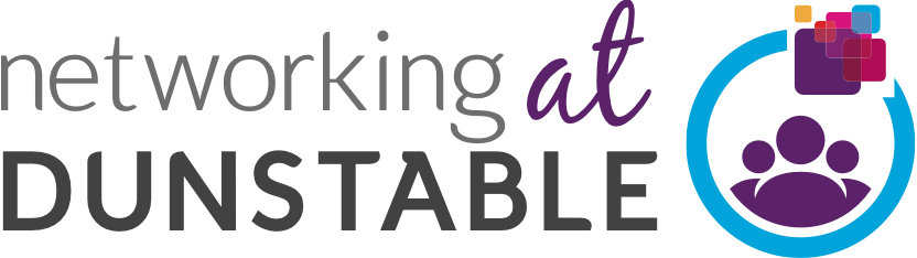 Networking at Dunstable Logo