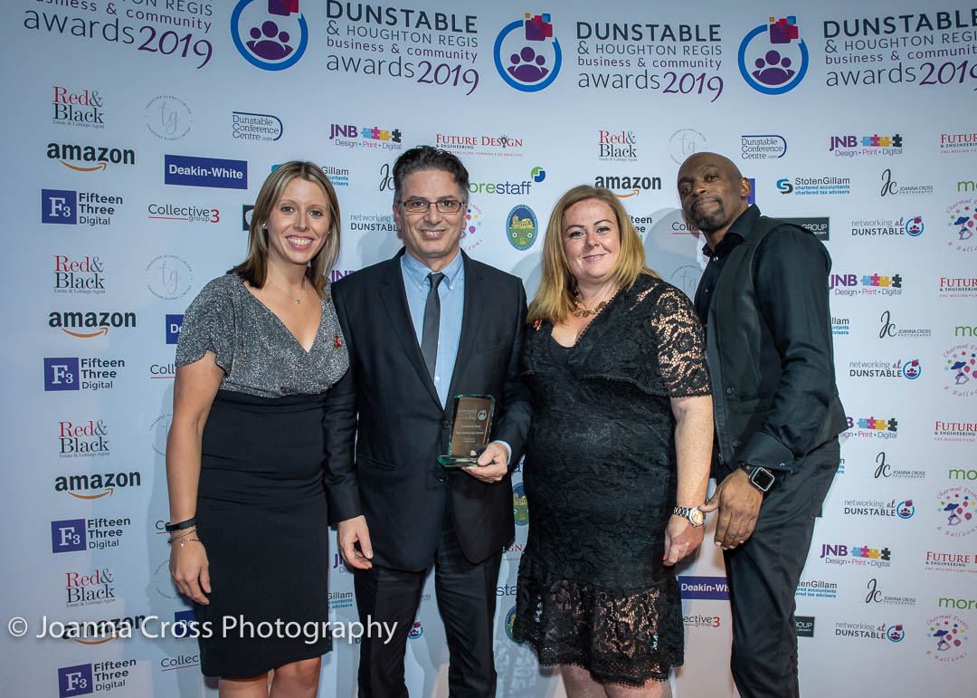 Customer Care Excellence - Four Seasons Dry Cleaners