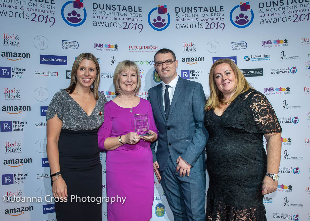 Volunteer of the Year - Home Start